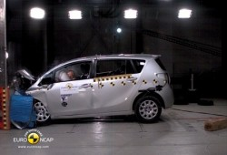 Solo un modelo consigue las cinco estrellas de la EuroNCAP.