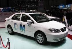 Volkswagen y BYD China estudian proyecto en común