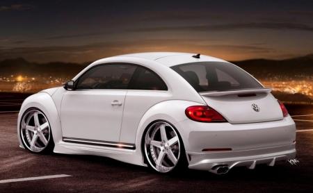 Así podría ser el Volkswagen Beetle R
