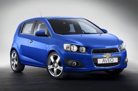 Chevrolet fabricará un pequeño SUV sobre la plataforma del Aveo.