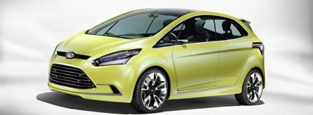 El Ford B-Max será presentado en Ginebra