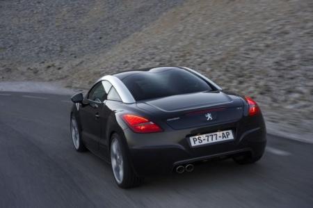 El Peugeot RCZ elegido Coche Gay del Año 2011