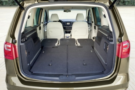 El Seat Alhambra incorpora nuevos motores y equipamientos