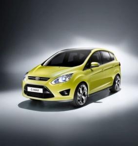 Ford revela las primeras fotos del C-Max.