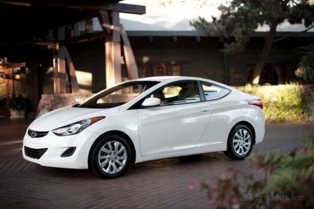 Hyundai presentará el Elantra Coupé en el próximo Salón de Los Angeles
