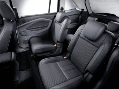 Salón de Frankfurt: Ford presenta el C-Max y el Grand C-Max.