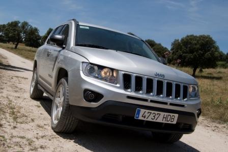 Toma de contacto: Jeep Compass 2.2 CRD 2011 y Wrangler 2.8 CRD