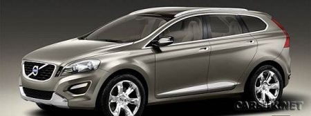 Volvo planea un XC30 para 2012.