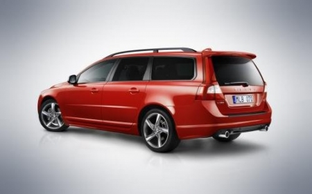 Volvo suma las versiones R-Design al V70 y Executive al S80