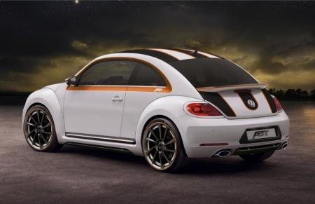 ABT Speedle Beetle, tuneando al Volkswagen Beetle 2012