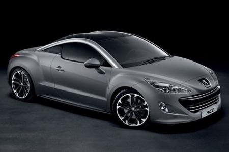 Nueva serie especial Asphalt para el Peugeot RCZ