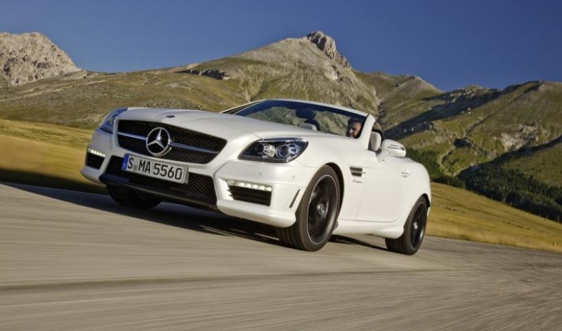 Mercedes Slk  Nivel De Emisiones