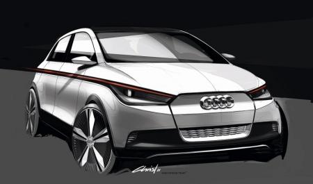 Audi A2 Concept. El resucitado