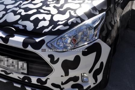 Fotos espía: Ford B-Max
