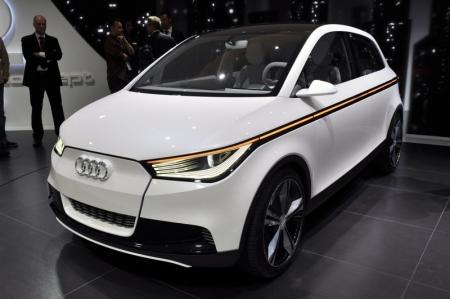 Salón de Frankfurt 2011: Audi A2 Concept