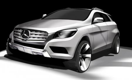 Mercedes fabricará un rival para el BMW X6 en Estados Unidos