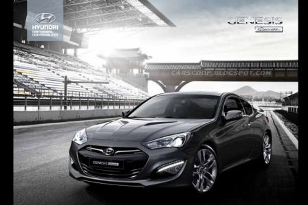Nuevas fotos y datos del Hyundai Genesis 2012