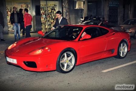Ferraristas por un día: curiosa iniciativa comercial de Total Telecom