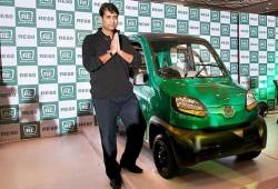 El nuevo coche más barato del mundo, el Bajaj RE60