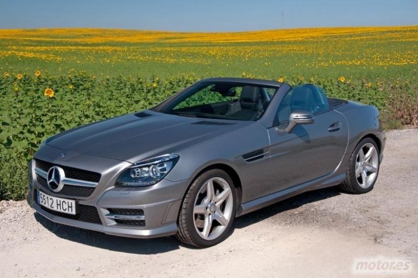 Mercedes benz slk 250 placer para dos for Slk 250 mercedes benz