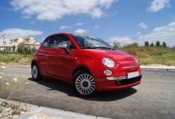Fiat 500 Lounge 1.2 69cv. Te hará Feliz