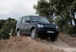 Land Rover Discovery 4 3.0 SDV6. Te sentirás como en casa