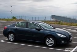 Peugeot 508 1.6 e-HDi. Más y mejor