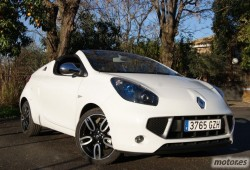 Renault Wind Collection TCe 1.2 100cv. Diferente