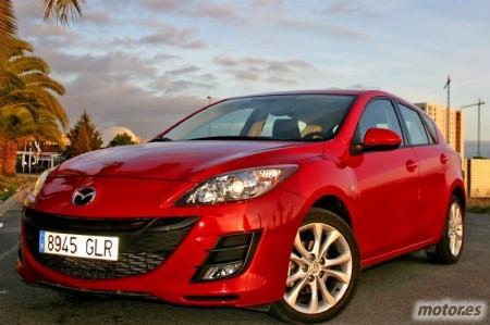 Mazda 3 Active 5p 1.6 105cv. Una grata sorpresa