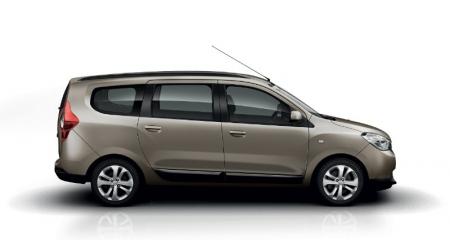 Dacia revela la tercera foto del Lodgy