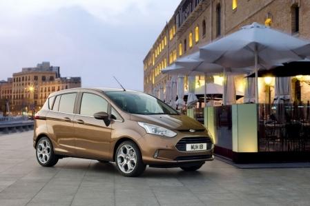 Ginebra 2012: Ford B-Max. El MPV más accesible, a partir de 14.950 euros