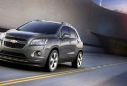 Chevrolet presenta el Trax, mellizo del Opel Mokka