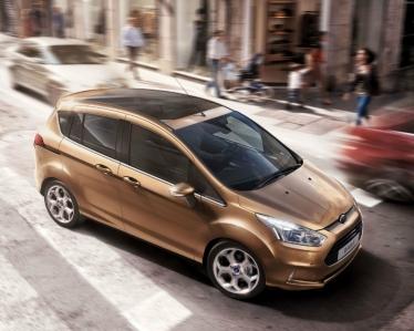 Todos los precios para España del nuevo Ford B-Max
