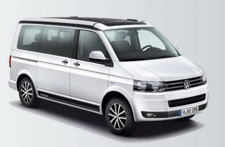 Volkswagen lanza el California Edition