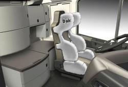 Iveco y Dainese desarrollan un airbag envolvente para vehículos comerciales
