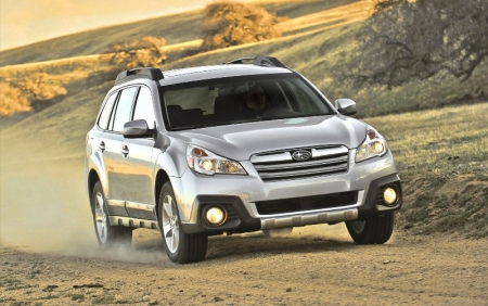 El Subaru Outback 2013, en video