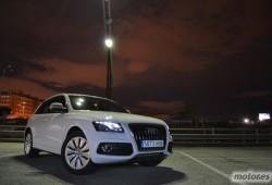 Audi Q5 Hybrid. Impulso eléctrico