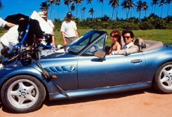 Los coches de James Bond (IV): BMW Z3 1995