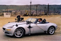 Los coches de James Bond (V): BMW Z8 1999