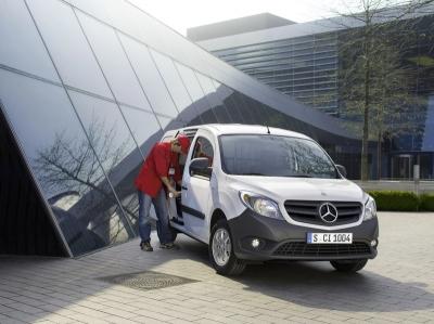 El Mercedes Citan llega a España