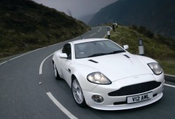 Los coches de James Bond (VI): Aston Martin Vanquish 2002