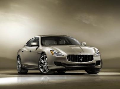 Maserati presenta el Quattroporte 2013. Debut en el Salón de Detroit