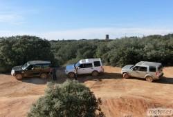 Gama Land Rover. 4x4 en estado puro
