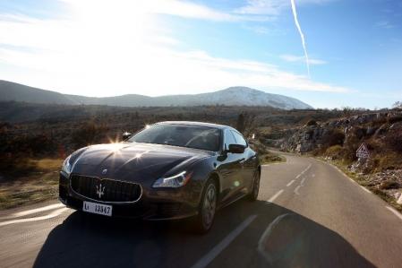 Maserati Quattroporte 2013, lujo y deportividad garantizados