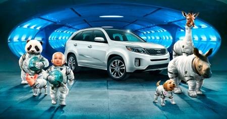 El anuncio de TV de KIA: ¿De dónde vienen los niños?