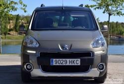 Peugeot Partner Tepee Outdoor eHDI 92 CMP . Descubriendo el Ludovolumen