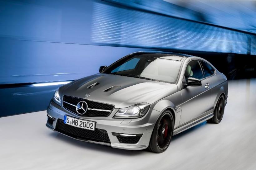 Más potencia y equipamiento: Mercedes-Benz C 63 AMG Edition 507