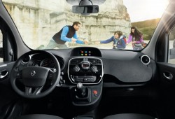 Renault muestra el renovado Kangoo