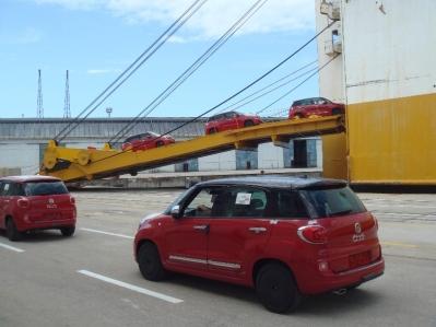 El Fiat 500L también llega a Estados Unidos