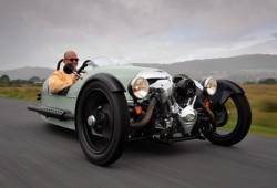 El Morgan 3-Wheeler estrenará nuevas versiones